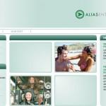 Bildvorschau alias-entertainment.de Startseite