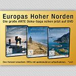 """Vorschaubild Buchhandels-Flyer """"Europas Hoher Norden"""""""