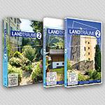 "Bildvorschau DVD-Schuber ""Landträume 2"""