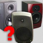 Bild von 3 verschiedenen Lautsprechern