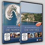 """Bildvorschau """"Deutschlands Küsten"""" (2 DVD-Boxen)"""