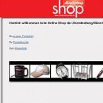 Vorschaubild 1 Online-Shop Abendzeitung