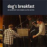 Bildvorschau WordPress-Website dogsbreakfast.de