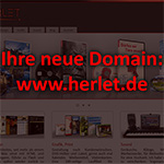 Domain-Catching-Postkarte