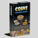 Coins 3D-Packshot