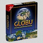 Packshot Kartenlegespiel GLOBU®